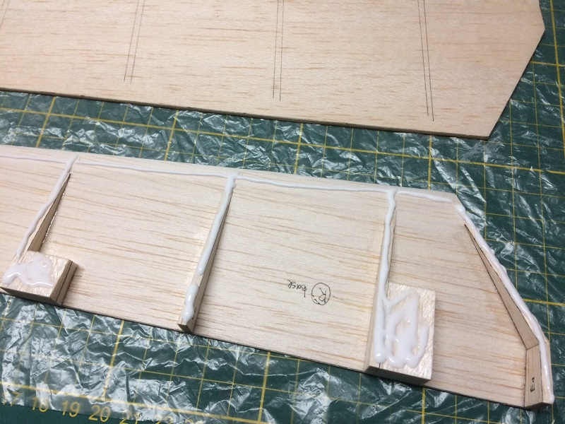 070 glue on right aileron base and ready to sheet top.jpg