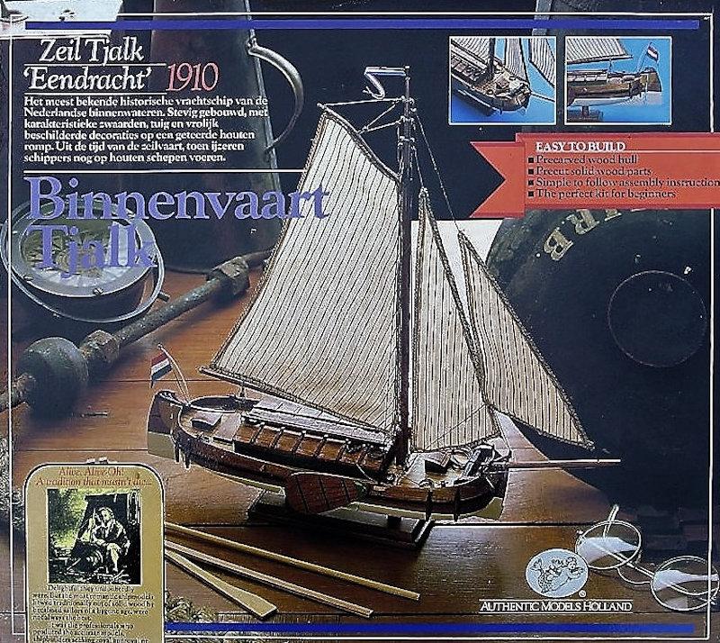 1) Tjalk Eendracht 1910.JPG