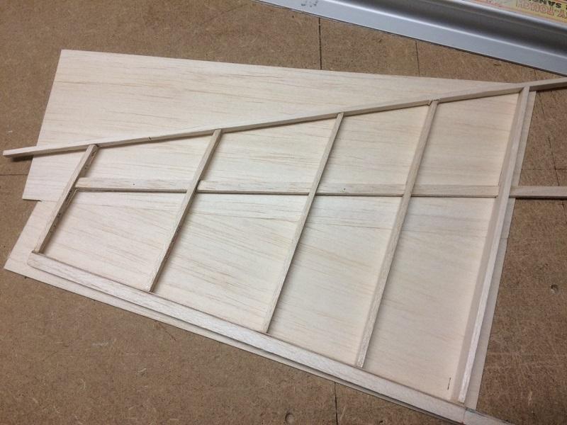 137 dry-fitting vert stab frame on sheeting.jpg